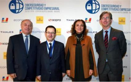 Seminario España-Francia: Ciberseguridad y Competitividad Empresarial
