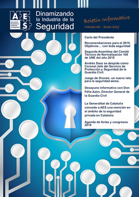 Boletín AES ENERO 2019