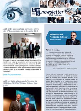 Newsletter AES - 56 - Junio 2019