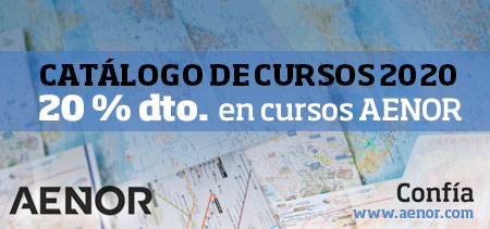 AENOR Cursos 2020